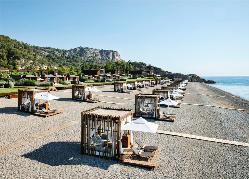 Топ-20 лучших отелей для отдыха в Турции