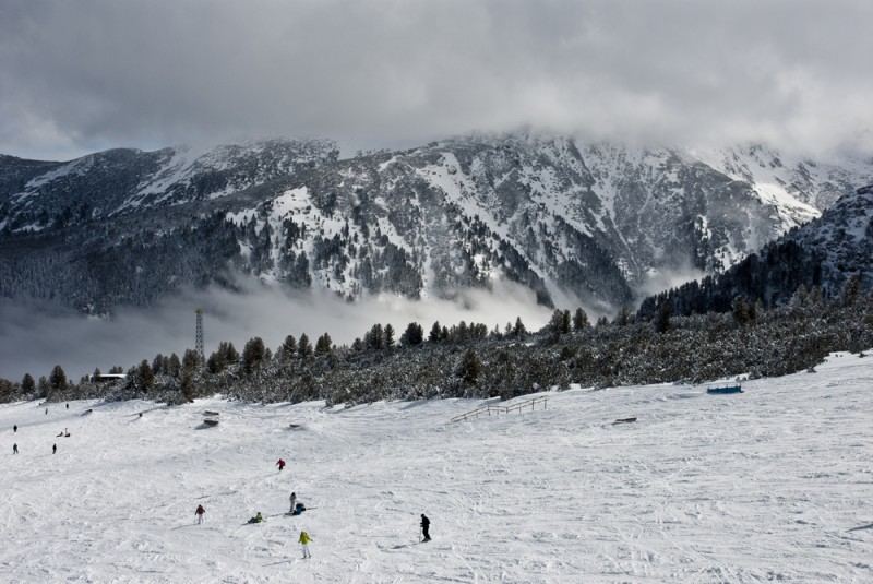 Alpine ski resort Bansko, Bulgaria1