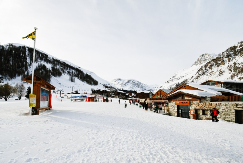 Val d'Isere, France