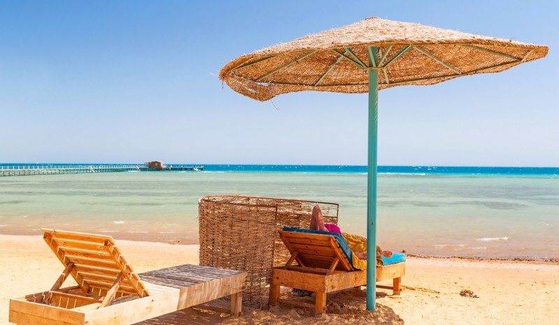 dream beach egypt