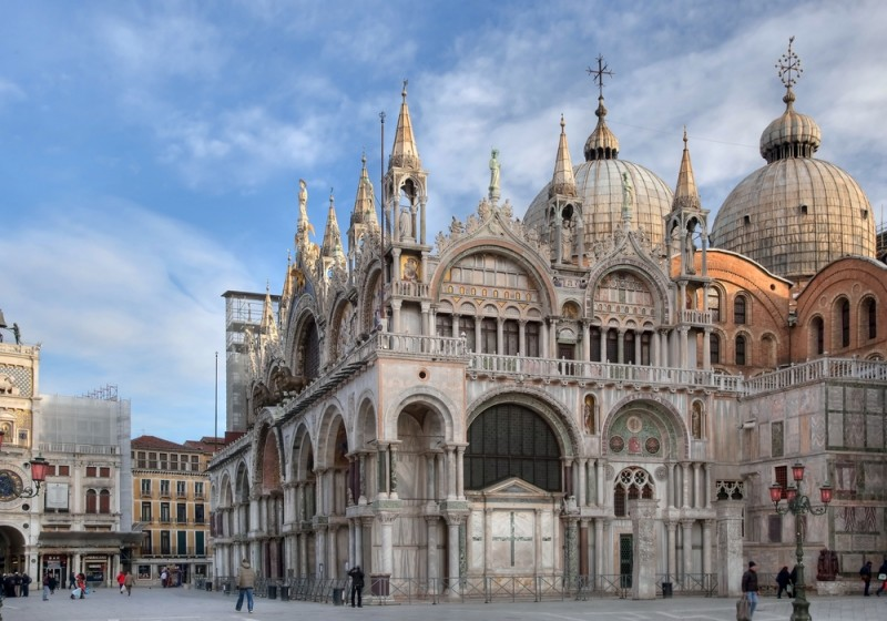 San Marco Cathedral Venice Italy